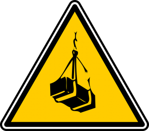 Caution! Moving companies in NJ for small moves only accepts loads up to 1000 pounds.