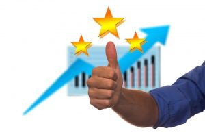 Thumbs up on quality over expenses.