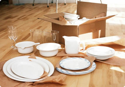 How topack your kitchen?