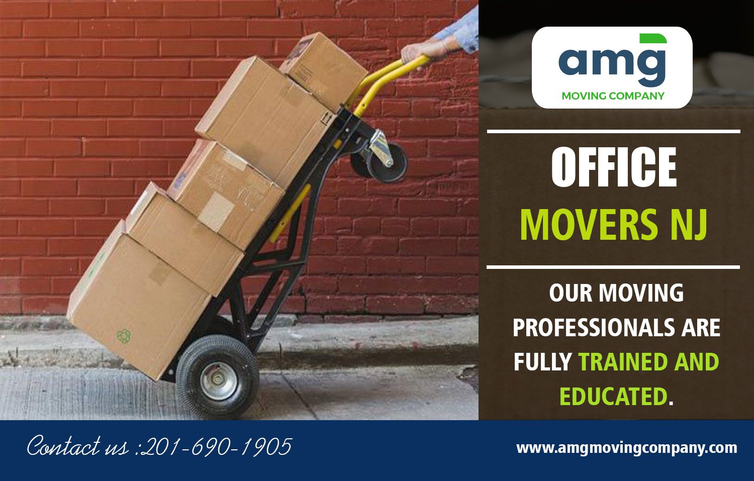 Professional Movers Jersey City NJ