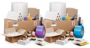 Find a mover that can help you to pack your kitchen.